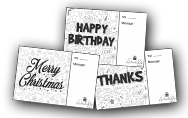 Message Cards